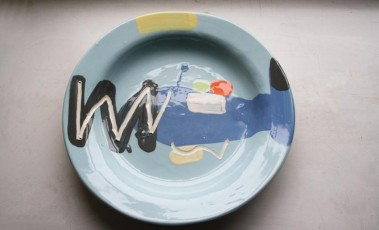 Bruce McLean - One Hundred Plates