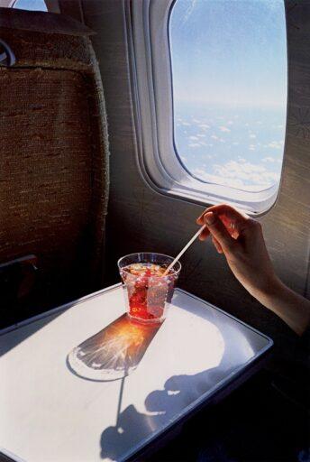 William Eggleston: En route to New Orleans, 1971-1974, uit de serie 'Los Alamos', copyright Eggleston Trust, Courtesy David Zwirner.